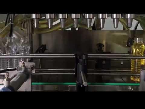 زيت الطهي التلقائي ، آلة تعبئة زيت النخيل