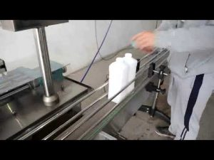 اقتصادية ملء آلة تعبئة زيت المكبس الأوتوماتيكية