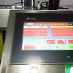 التلقائي آلة طباعة الملصقات المحوسبة لفة آلة التسمية كيس من البلاستيك