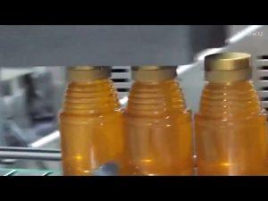عالية الجودة التلقائي السائل السائل ملء آلة التجميل للبيع
