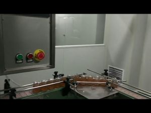 التلقائي زجاجة مربى الفاكهة جرة صلصة المعكرونة غسل ملء آلة وضع العلامات