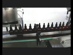 قطرات العطر التلقائي طلاء الأظافر قطرات جرعة ملء آلة متوجا