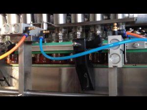آلة تعبئة صلصة الطماطم بزبدة الفول السوداني الأوتوماتيكية
