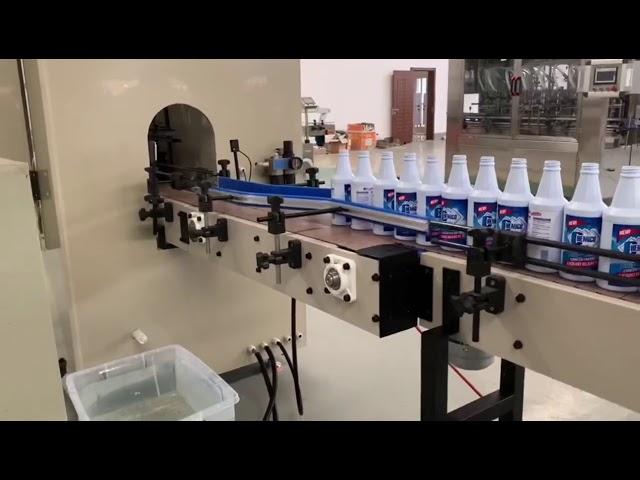 المضادة للتآكل حمض الهيدروكلوريك pp البلاستيكية ملء آلة