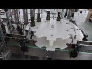 حار بيع CE القياسية التلقائي آلة تعبئة زيت الزيتون