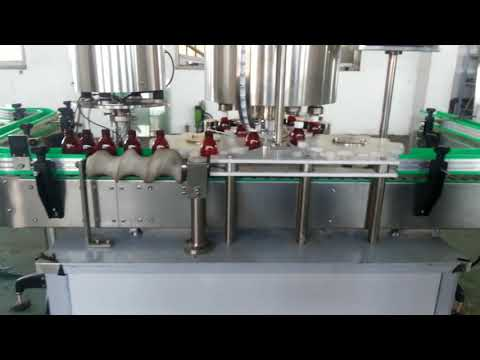 آلة سقف غطاء الألومنيوم التلقائي بالكامل