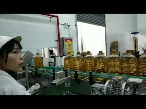 مضخة زيت التشحيم موبيل محرك السيارة الهيدروليكية زجاجة زيت ملء آلة خط الإنتاج