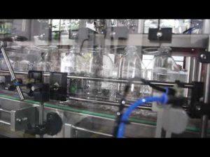 التلقائي آلة تعبئة هلام المطهر السائل