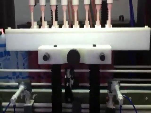 آلة تعبئة السوائل المسببة للتآكل ، معدات تعبئة السوائل ...