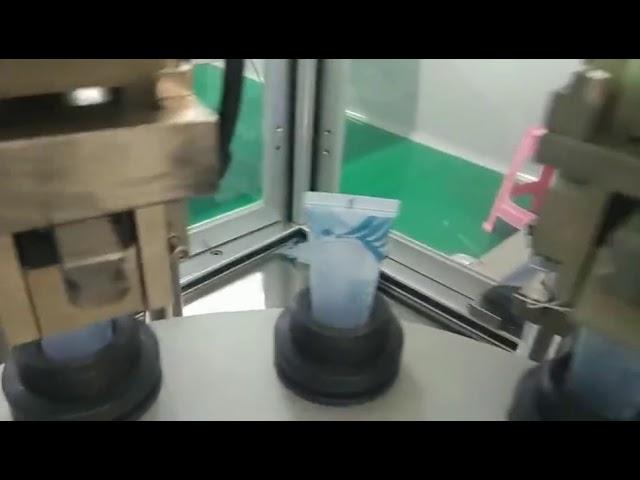 التلقائي مستحضرات التجميل الأدوية الغذائية البلاستيكية أنبوب ملء آلة الختم